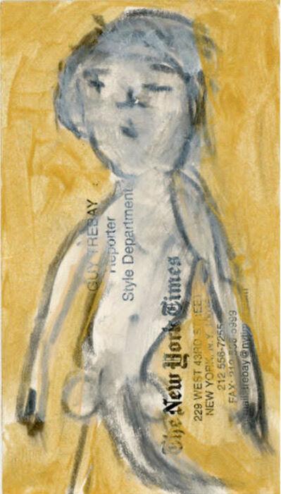 "Vaginal Davis, 'Sir Henry ""Chips"" Channon', 2015"