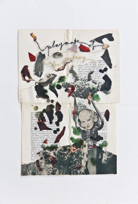 Chiara Fumai, 'Playmate of the Century', 2015