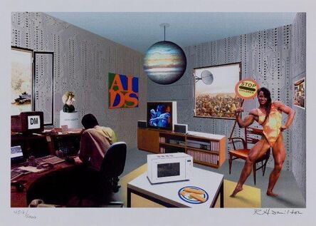 Richard Hamilton, 'Just What Is It That Makes Today's Homes So Different?', 1993