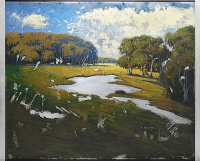 James Armstrong, 'Napa Meadowlands', 2021