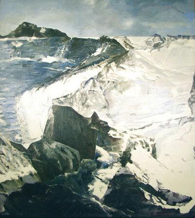 Balcomb Greene, 'Meeting of Land and Sea', 1904-1990