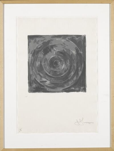 Jasper Johns, 'Target (ULAE 126)', 1973