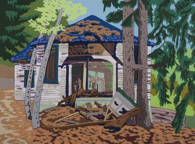 Joseph Opshinsky, 'Sanatorium House', 2019