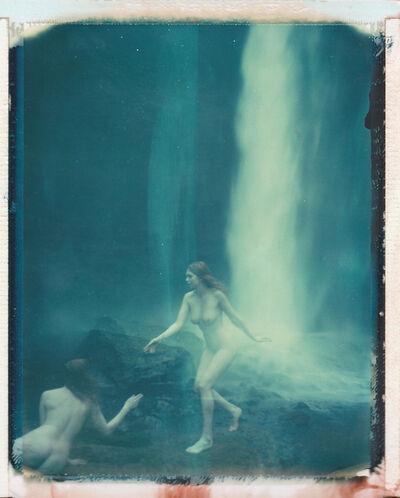 Sven van Driessche, 'Angel of the Waterfall', 2017