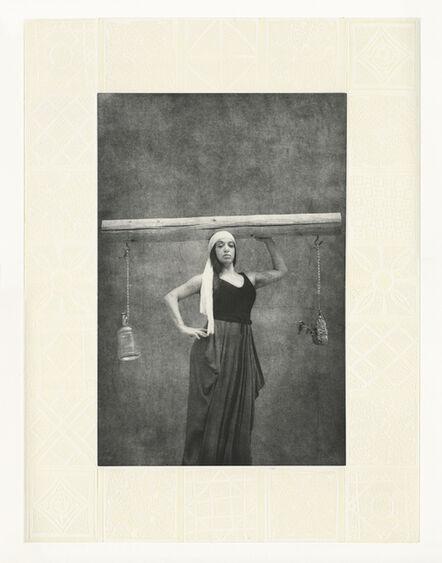 Sama Alshaibi, 'Justice', 2019