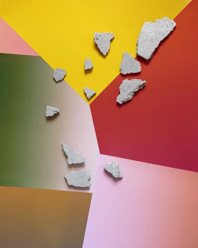 Vivian Cooper Smith, 'Concrete Compositions (Series 2) #2', 2015