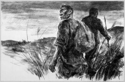 Kang Yobae, 'Entering the Mountain', 1991
