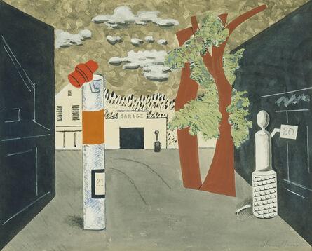 Stuart Davis, 'Town Square', 1929