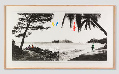 John Baldessari, 'Paradise ', 1989-1990
