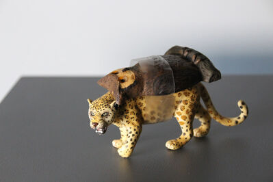 Thierry Geoffroy /COLONEL, 'Chouette Leopard', 2017