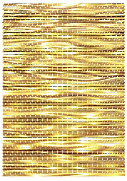 WANG Ningde, ' Tangible Light - Water Pattern 27', 2016