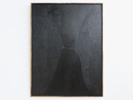 Julian Watts, 'Black Painting (Feelers)', 2017