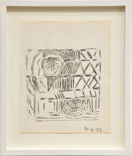 Sonia Delaunay, 'Composition', 1977