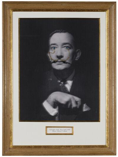 Francesco Vezzoli, 'Le Surréalisme C'Est Moi! (Portrait of Salvador Dalí with Jewels and Tears, After Horst)  ', 2009