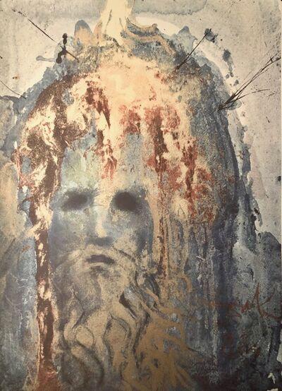 Salvador Dalí, 'Nebuchadnezzar King of Babylon, 'Nabuchodonosor Rex Babylonis', Biblia Sacra', 1967