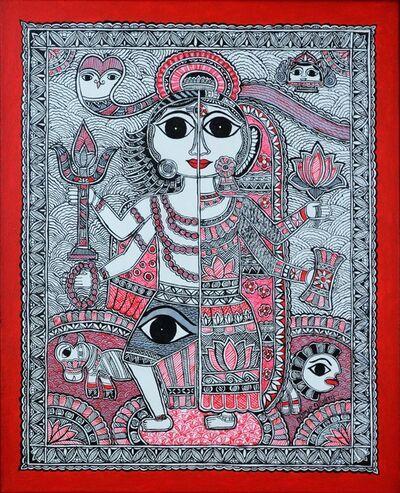 Nupur Nishith, 'Ardhanarishwar', 2019
