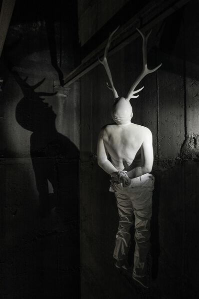 Bernardí Roig, 'Practices To Suck the Light (Actaeon)', 2014