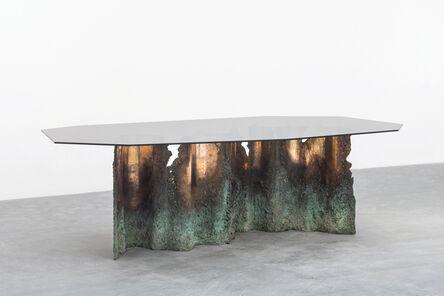 Roberto Sironi, 'Turin Dining table', 2020