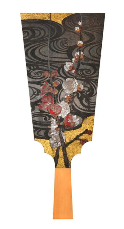 Yoshihito Kawase, 'Red and White Plum ', 2019