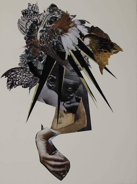 Marcia Kure, 'MAMA (Black Madonna)', 2017
