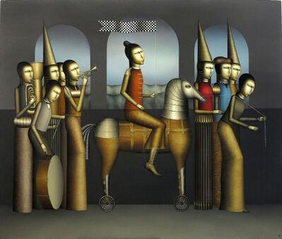 """Armen Gevorgian, '""""The Parade"""" /""""Resmi Geçit""""', 2014"""