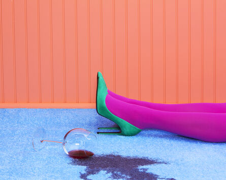 Ramona Rosales, 'Half Empty', 2014