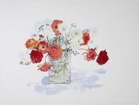 Susan Headley Van Campen, 'Ranunculus in March'