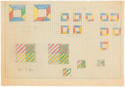 Max Bill, 'Untitled', 1970