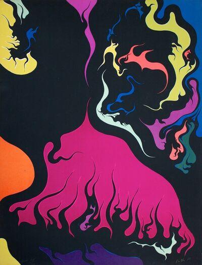 Luigi Boille, 'Acre', 1971