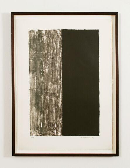 Barnett Newman, 'Untitled (S. #45)', 1961