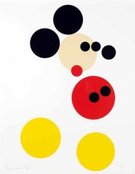 Damien Hirst, 'Mickey (Large)', 2014