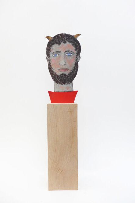 Jean Dessirier, 'Jeune faune', 2015