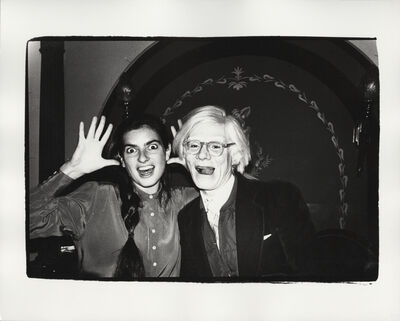 Andy Warhol, 'Andy and Mary Richardson', ca. 1980