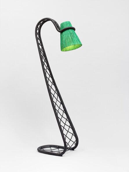 "Jean Royère, '""Naja"" floorlamp', ca. 1950"