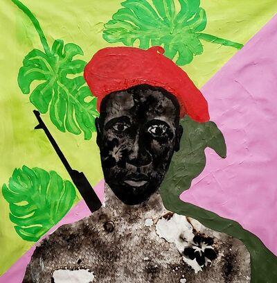Frederick Okai Tetteh, 'The Juvenile Soldier', 2021