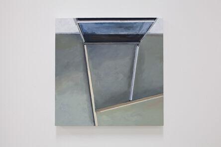 Jenny Brillhart, 'Angles to Make Oddly Flat', 2017