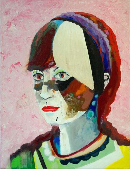 Moritz Schleime, 'Portrait No. 35 ', 2017