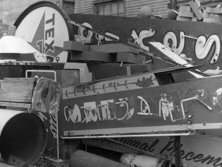 Don Eddy, 'Untitled  (Neon Junkyard)', 1970