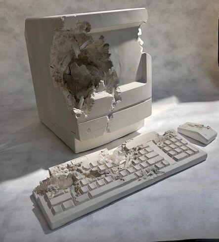 Daniel Arsham, 'Quartz 1982 Desktop Computer', 2019