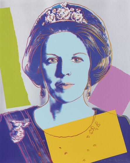 Andy Warhol, 'Queen Beatrix of the Netherlands', 1985