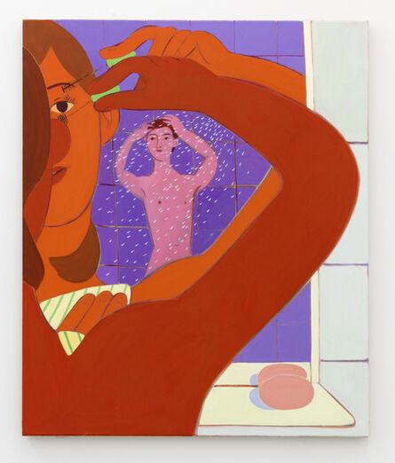 Grace Weaver, 'sunday brunch w/bb', 2015