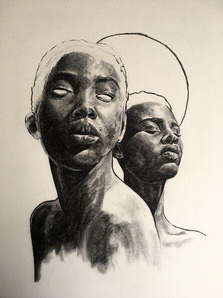 Neo Mahlangu, 'The Soft Black Womxn I', 2020