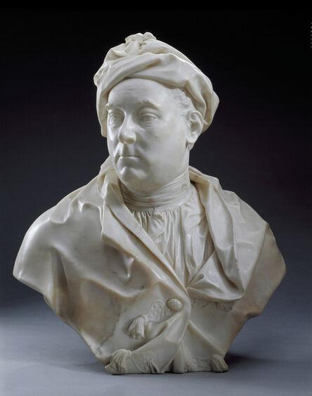 Louis-François Roubiliac, 'George Frederick Handel, (1685-1759)'