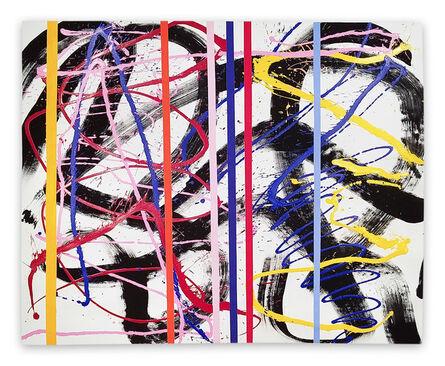 Dana Gordon, 'Congregation (Abstract painting)', 2020