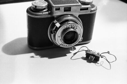 Laurie Simmons, 'Big Camera, Little Camera', 1976