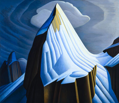 Lawren Stewart Harris, 'Mt. Lefroy', 1930