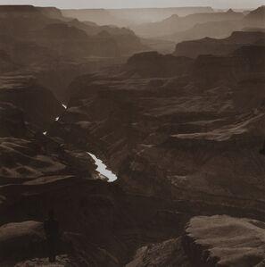 Tseng Kwong Chi, 'Grand Canyon, Arizona', 1987