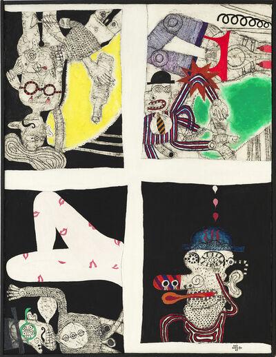 Kei HIRAGA, 'Les Fenêtres', 1966-1967