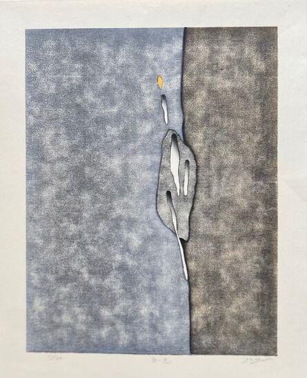 Hidehiko Goto, 'White Breath', 2017