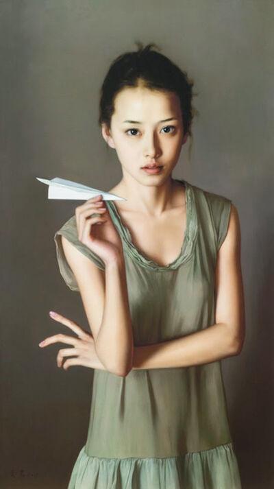Li Guijun, 'Following the Wind ', 2009-2010